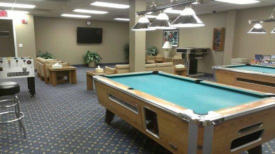 Baymont Inn & Suites Des Moines Airport: Recreation/lounge area