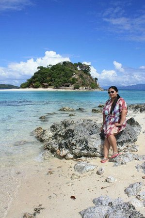 Malcapuya Island : another island near it