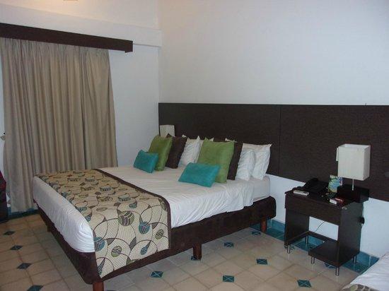 Hotel Blue Cove : muy comoda