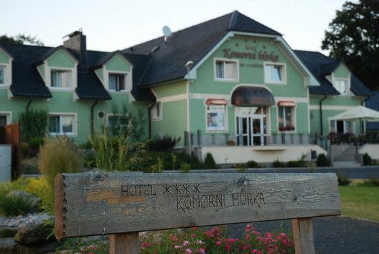 Hotel Komorni Hurka
