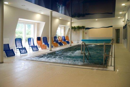 Hotel Komorni Hurka: wellness