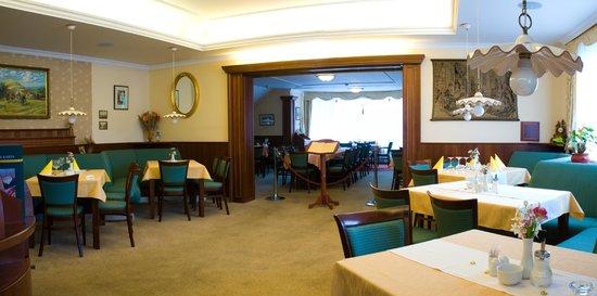 Hotel Komorni Hurka: restaurant