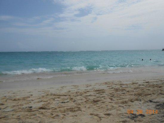 TRS Turquesa Hotel: Soft sand beaches