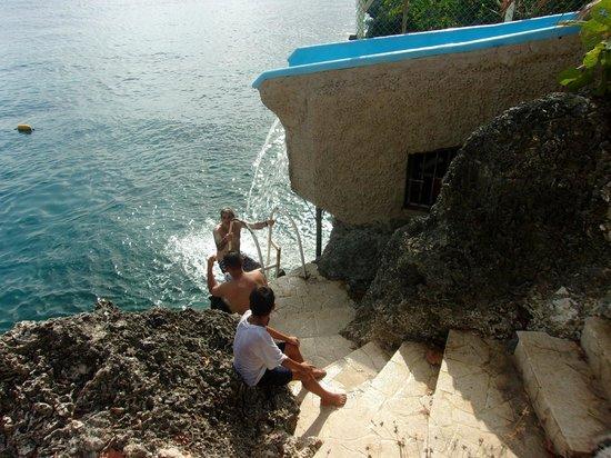 hotel blue cove el tobogan