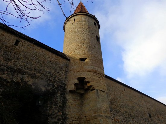 Altstadt: Rothenburg ob der Tauber