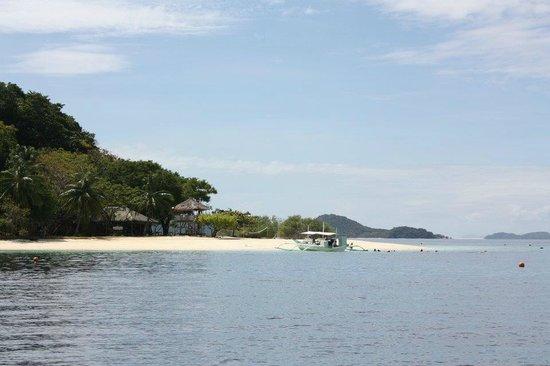 Banana Island : from afar