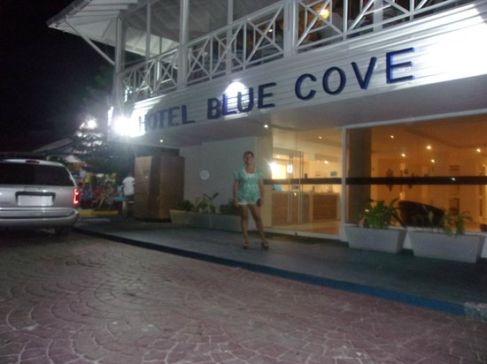 Hotel Blue Cove: el frete