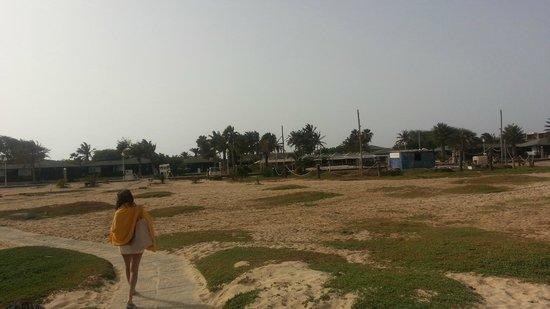 Hotel Oasis Belorizonte : Vista da praia