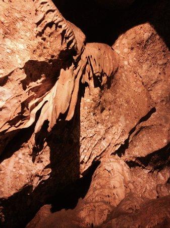 Las Cuevas del Salitre: Las alas del diablo