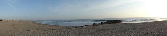 Ventura Beach Marriott: the coast