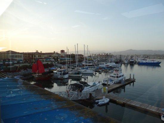 Ventura Beach Marriott: marina 5 mins away