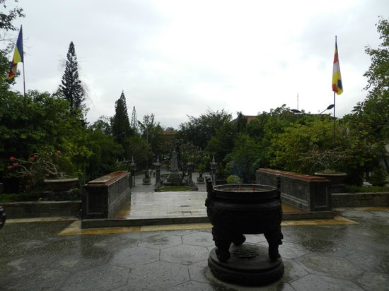 Long Son Pagoda : Пагода Лонг Сон