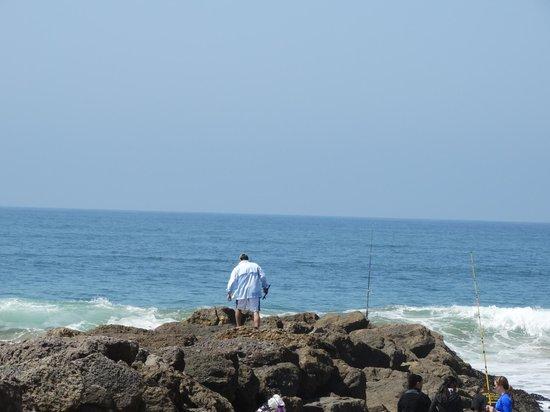 Ventura Beach Marriott: beach