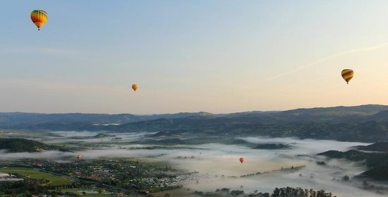 Napa Valley Balloons, Inc. : Napa Valley
