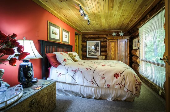 Shambhala Bed and Breakfast : Queen Suite