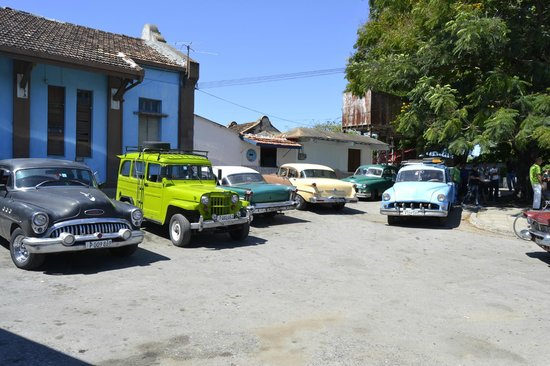 History Trip Havana Tour : durante el viaje