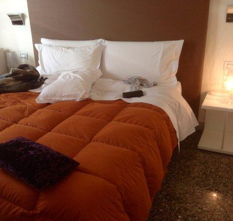 TownHouse Cavour : Il letto