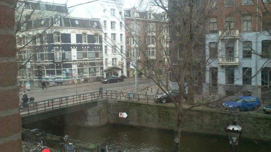 Hotel Amsterdam Inn: Vista hotel
