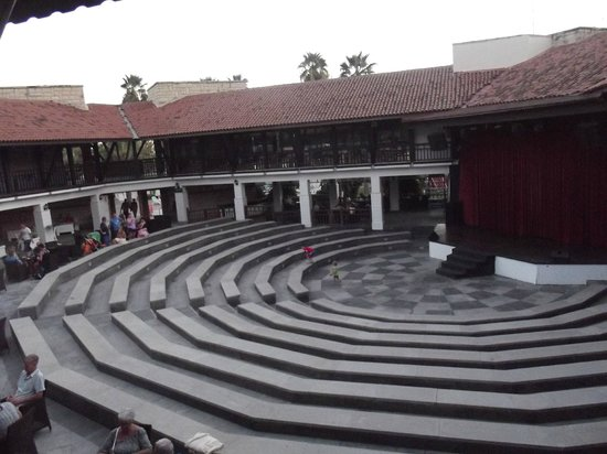 Paloma Grida Resort & Spa: amphitheater