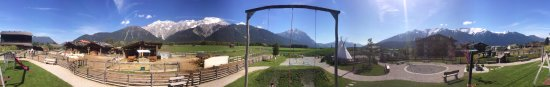 Alpenresort Schwarz : parco giochi