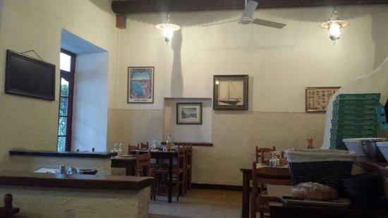 La TARTANE : La salle de restaurant