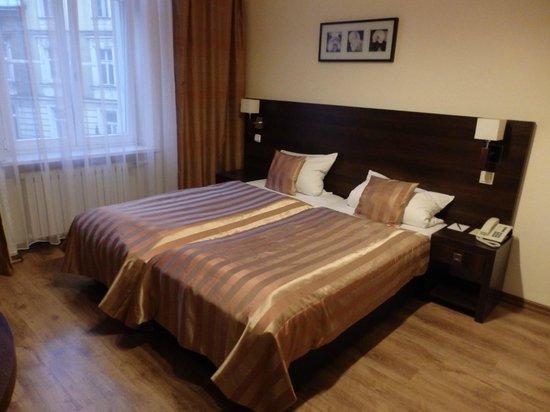 Spatz Aparthotel : Comfy beds