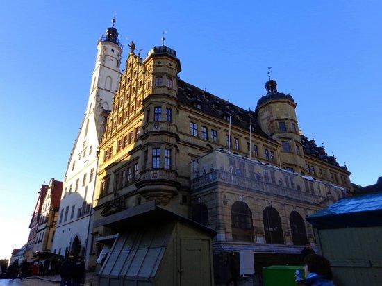 Rothenburg Town Hall (Rathaus): Prefeitura