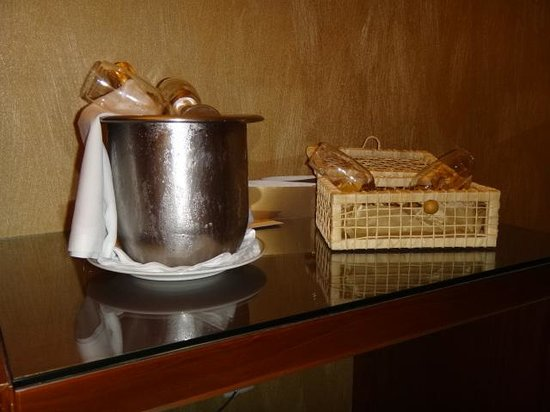 Ouro Minas Palace Hotel : Espumante
