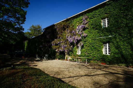 Domaine de Jean-Pierre : The house