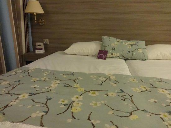 Mercure Forbach: Широкие кровати