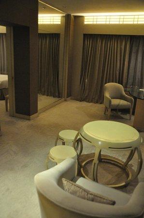 The Garden Hotel Guangzhou : Living area