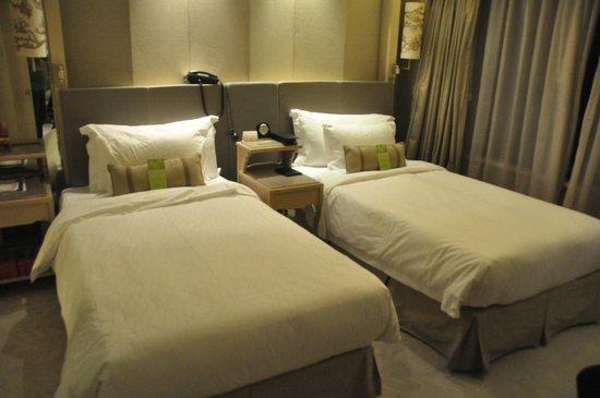 The Garden Hotel Guangzhou : Bedroom