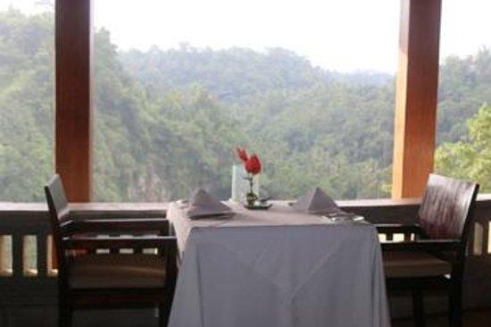 The Royal Pita Maha: View from main dining room