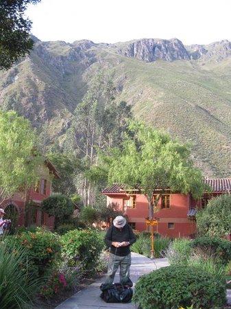 Pakaritampu Hotel: Andean setting at Pakaritampu