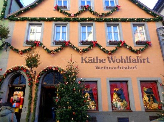 Deutsches Weihnachtsmuseum: Sempre Natal!