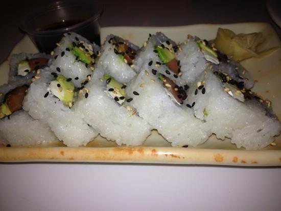 Fire Street Food: sushi