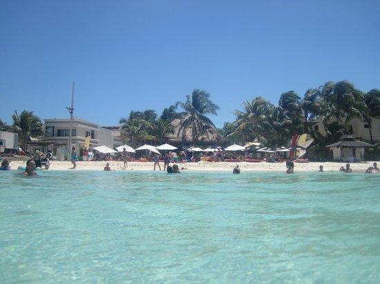 Playa Norte: Beach