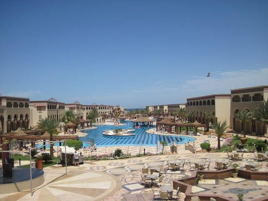 SENTIDO Mamlouk Palace Resort: Widok ogólny