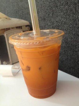 Fire Street Food: thai tea