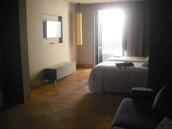 Barcelo Castillo Beach Resort: upgrade