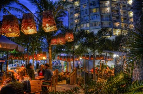 Bongos Beach Bar St Pete