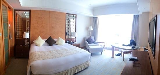 DoubleTree by Hilton Shanghai Pudong : executive suite