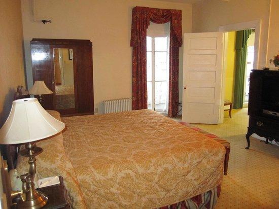 Hotel Colorado: 室内