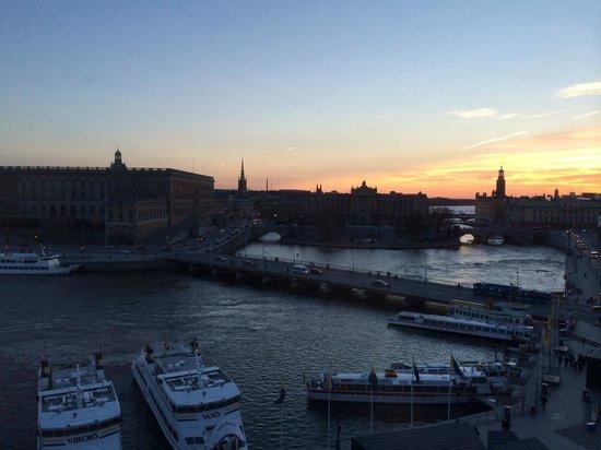 Grand Hotel: Vue de Stockholm