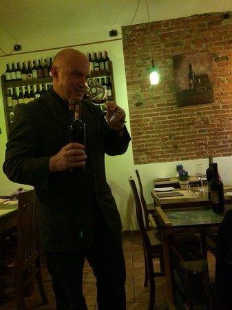 Da Pasquale : Pasquale at his best!!!