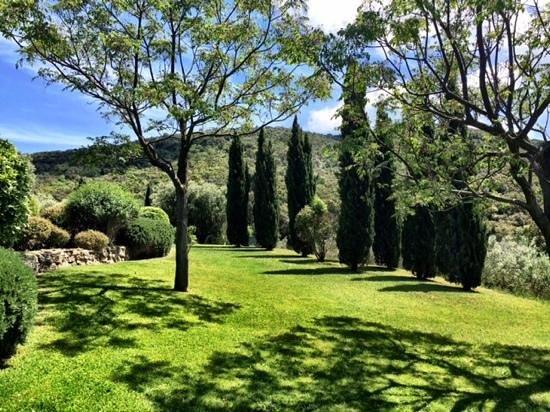 La Mortella Country Relais : giardino