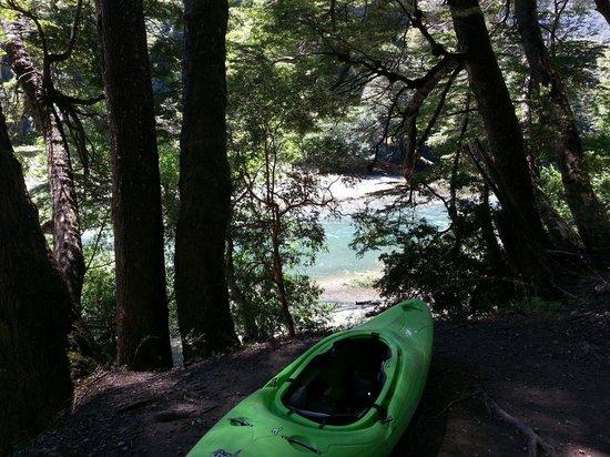 Aguas Blancas Rafting: Aquí empieza la aventura