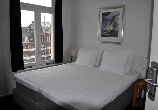 Hotel Piet Hein: petite mais calme et fonctionnelle