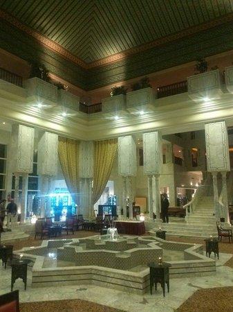 Hotel Le Royal Hammamet : Hall del hotel