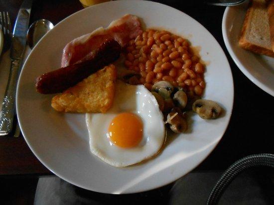 O'Sheas Hotel: Desayuno